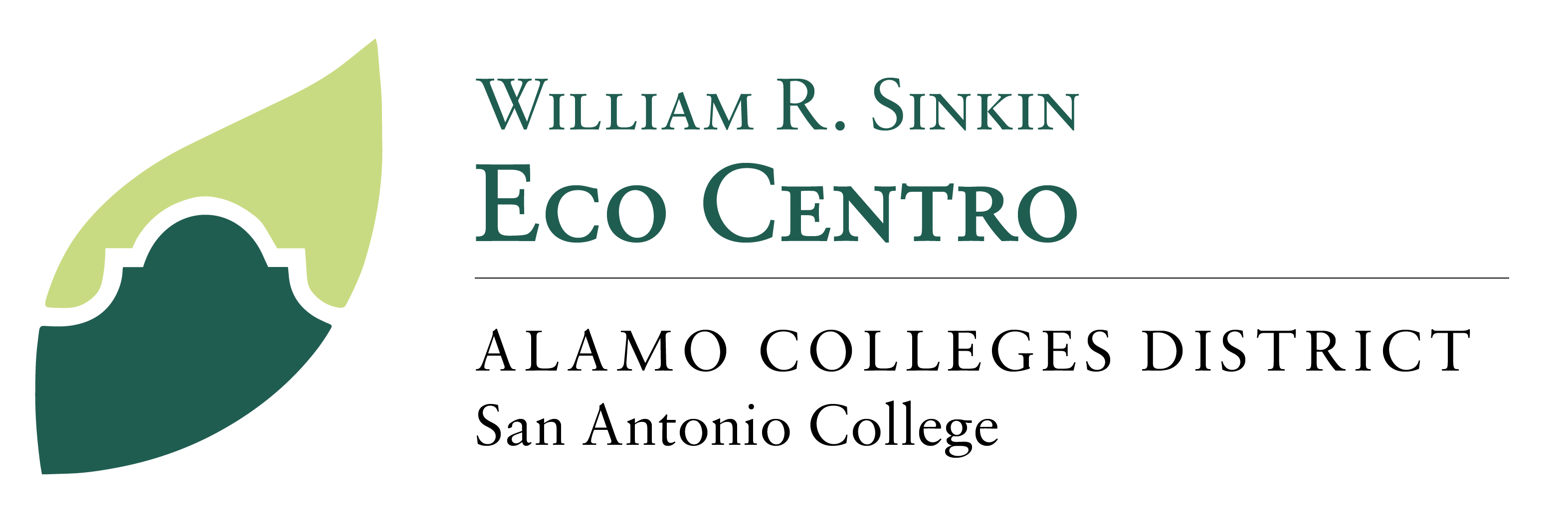 Sac Experience Sac Community Centers And Facilities William R Sinkin Eco Centro Alamo Colleges