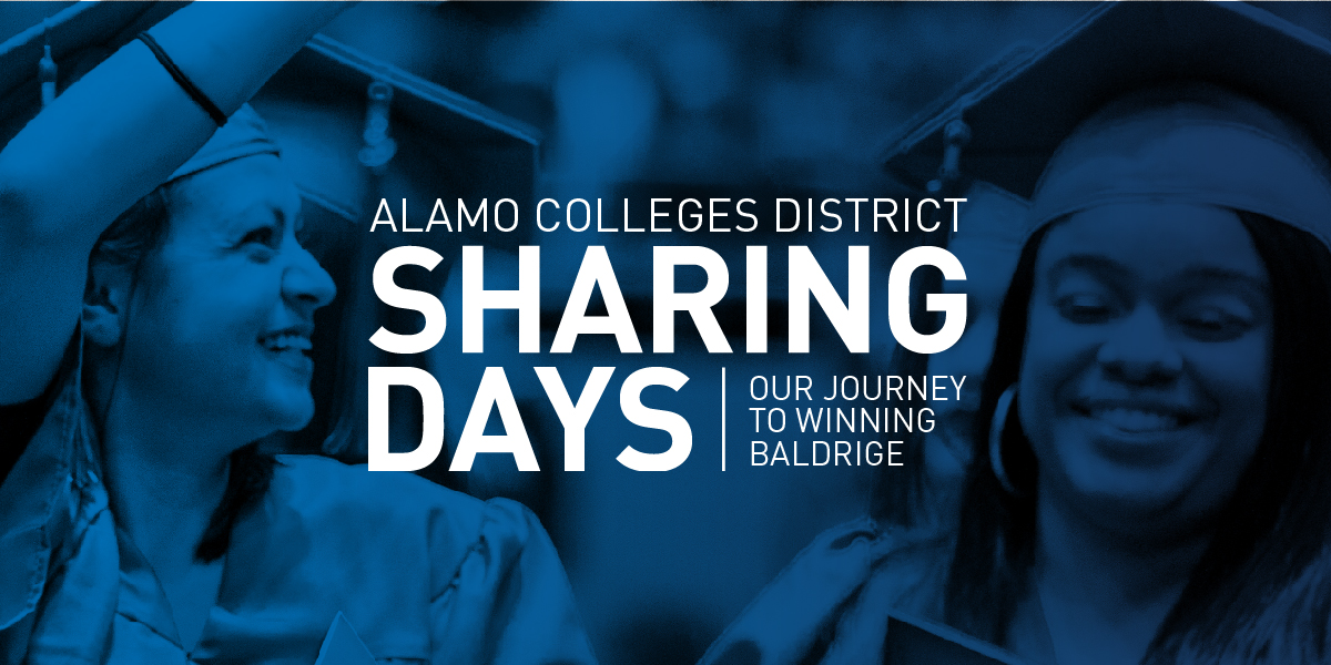 Sharing Days - Our Journey to Winning Baldrige