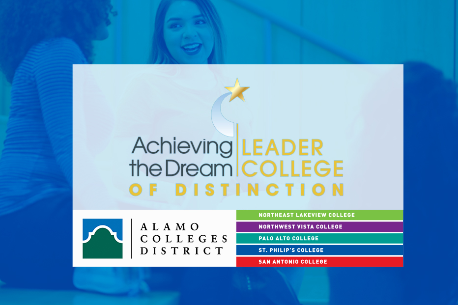 Achieving the Dream College of Distinction Award