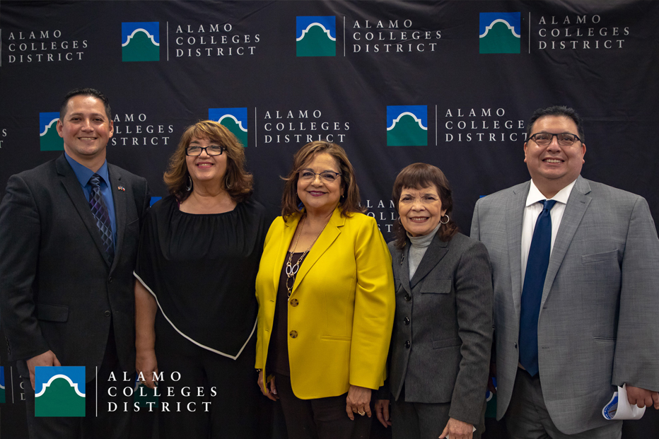 Alamo Colleges' Partnership Mentors High School Students for College Success