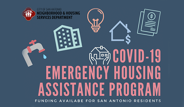 COSA and Bexar County Housing/Rental Assistance