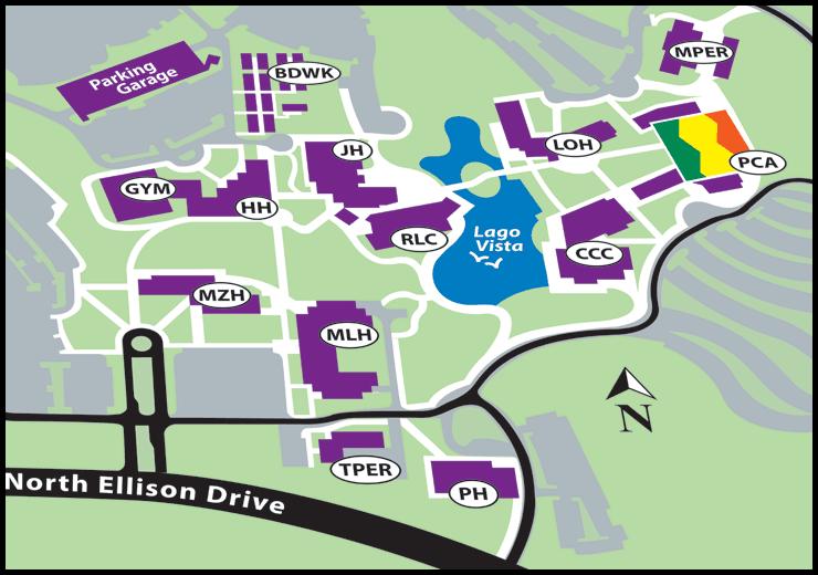 Map-AerialView | Alamo Colleges