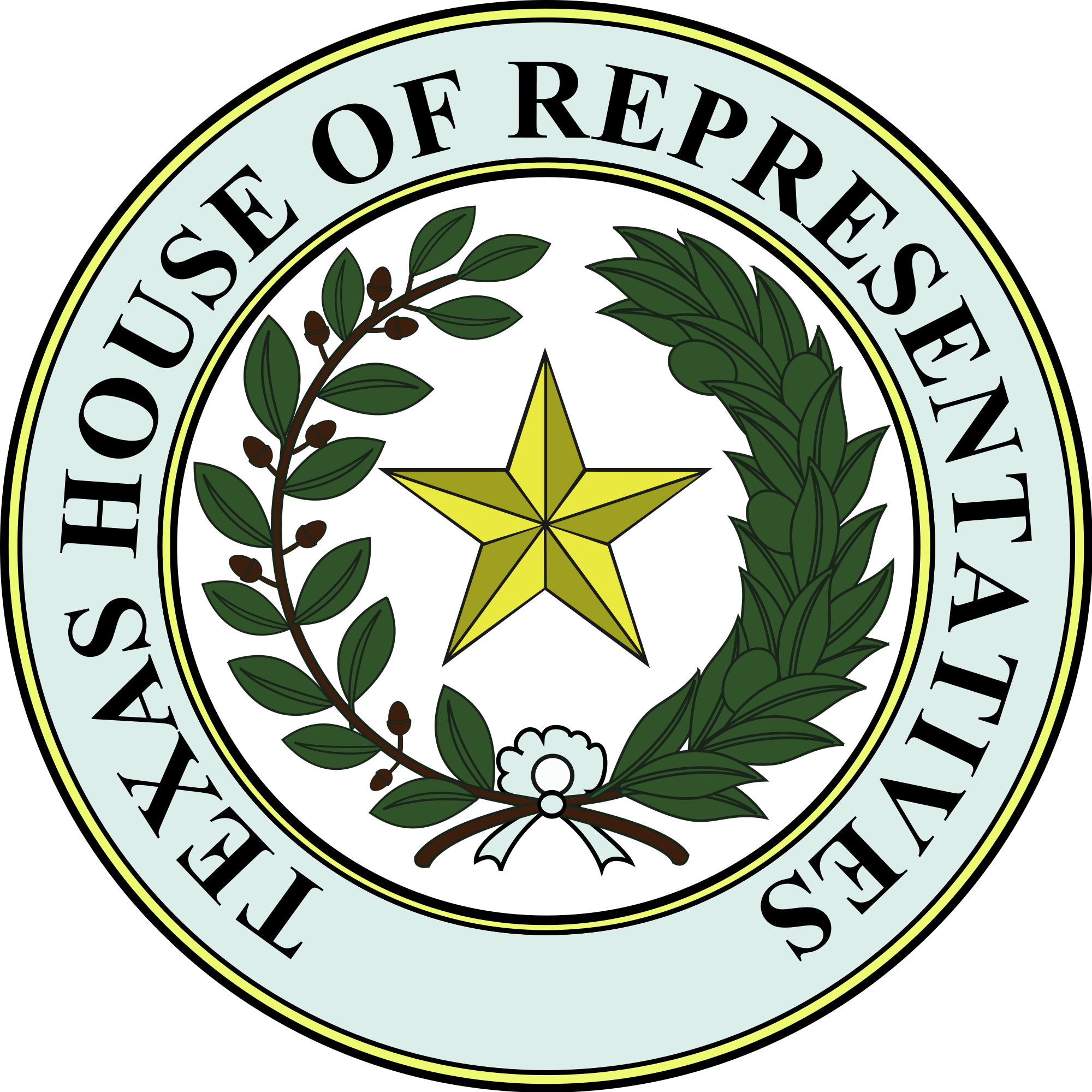 Seal of Texas House of Representatives