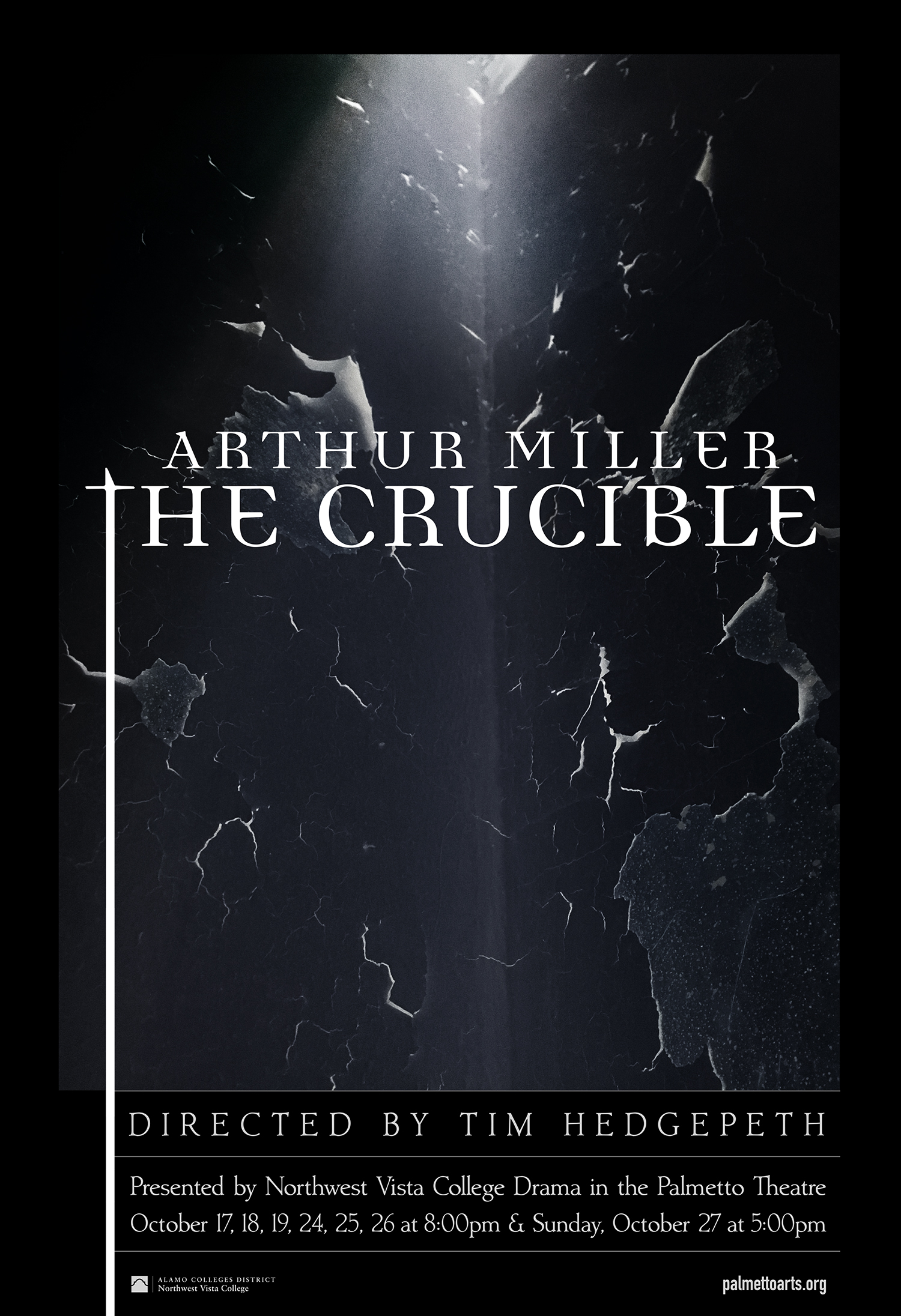 Arthur Miller THE CRUCIBLE