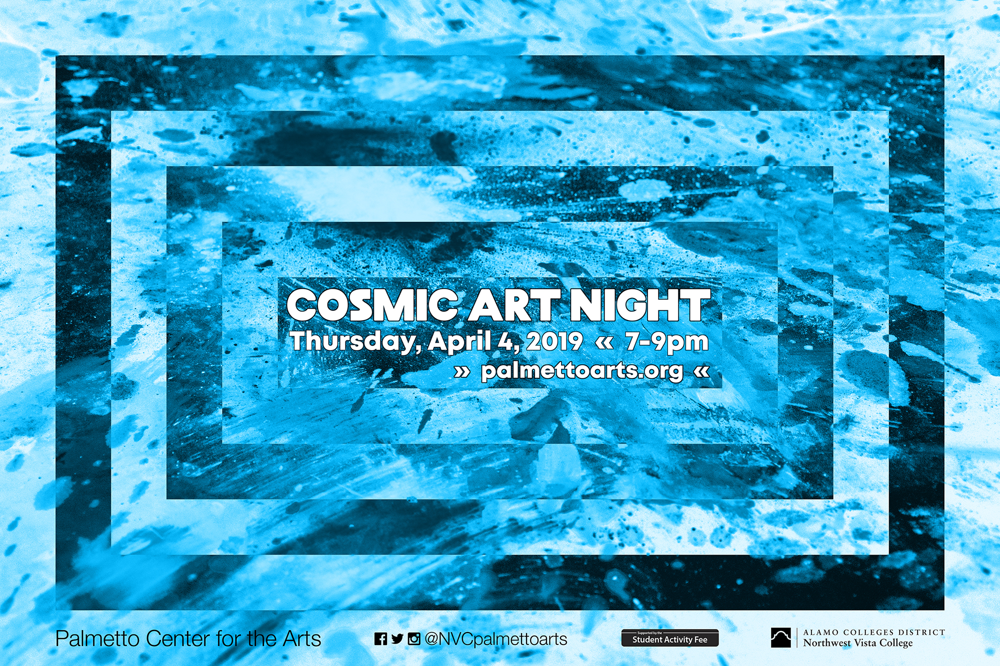 Cosmic Art Night