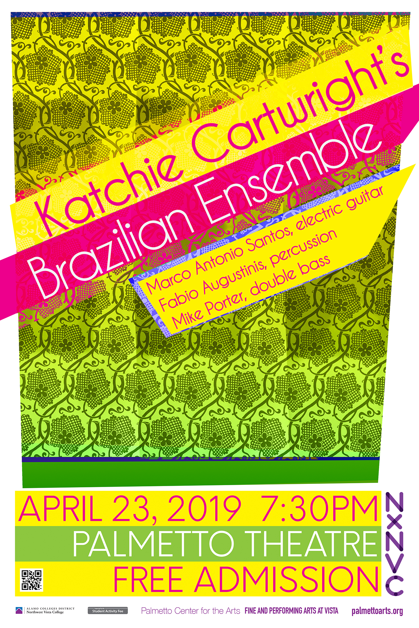 Katchie Cartwright's Brazilian Ensemble