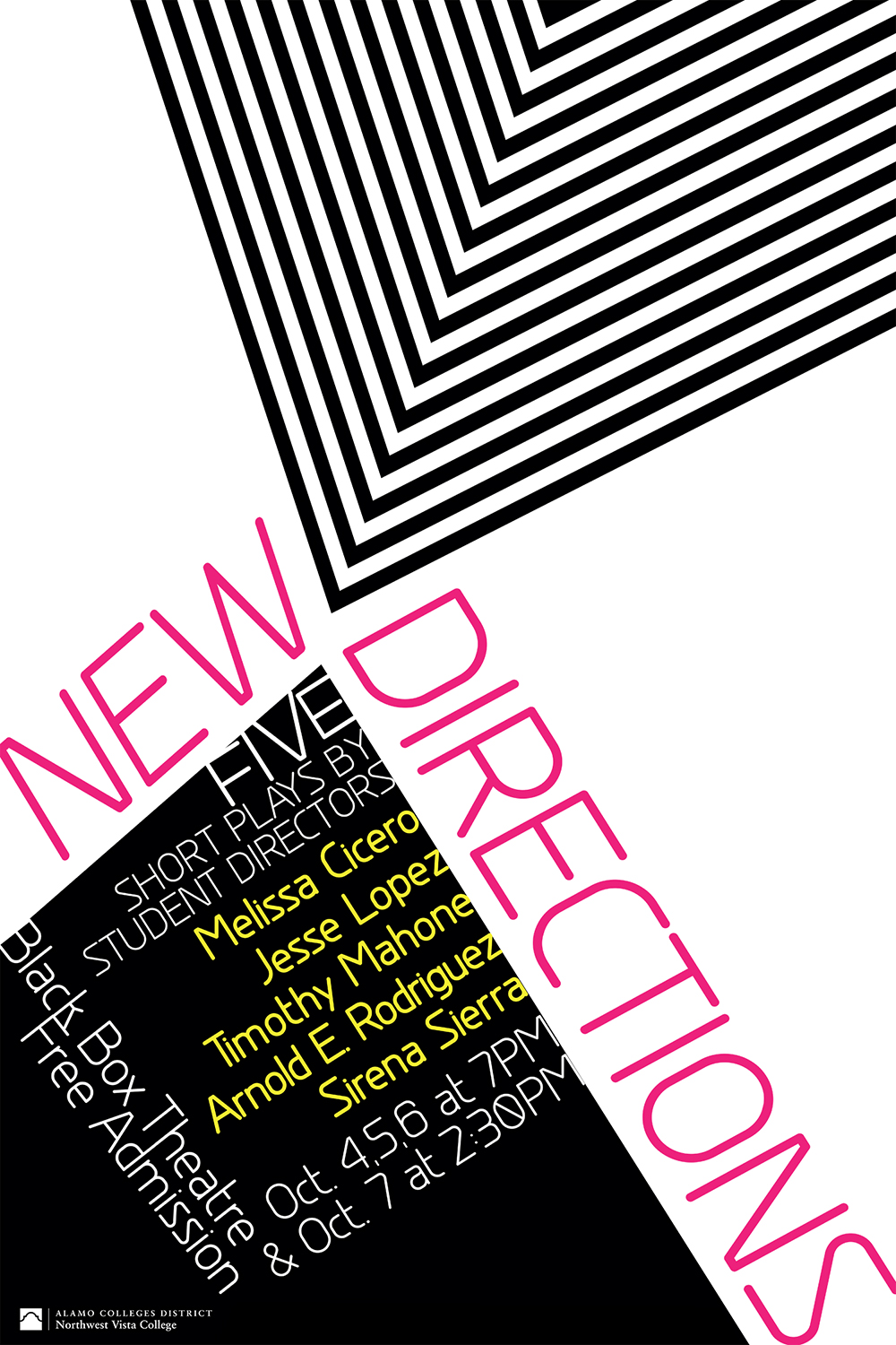 New Directions graphic