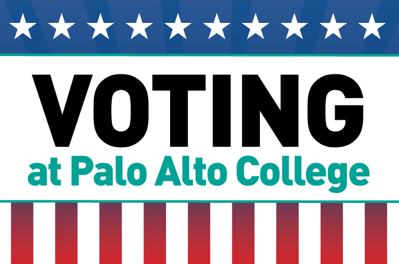 Voting at Palo Alto College