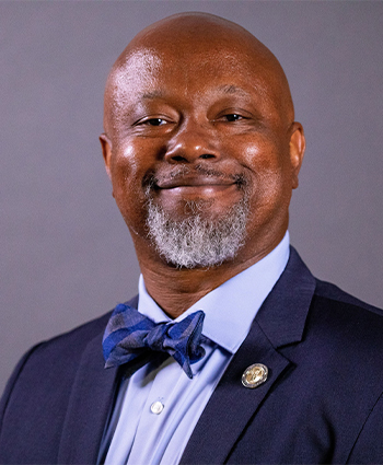 George Johnson, III, Dean for Academic Success, Arts & Sciences