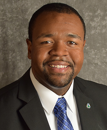 Dr. Mordecai Brownlee, Vice President for Student Success