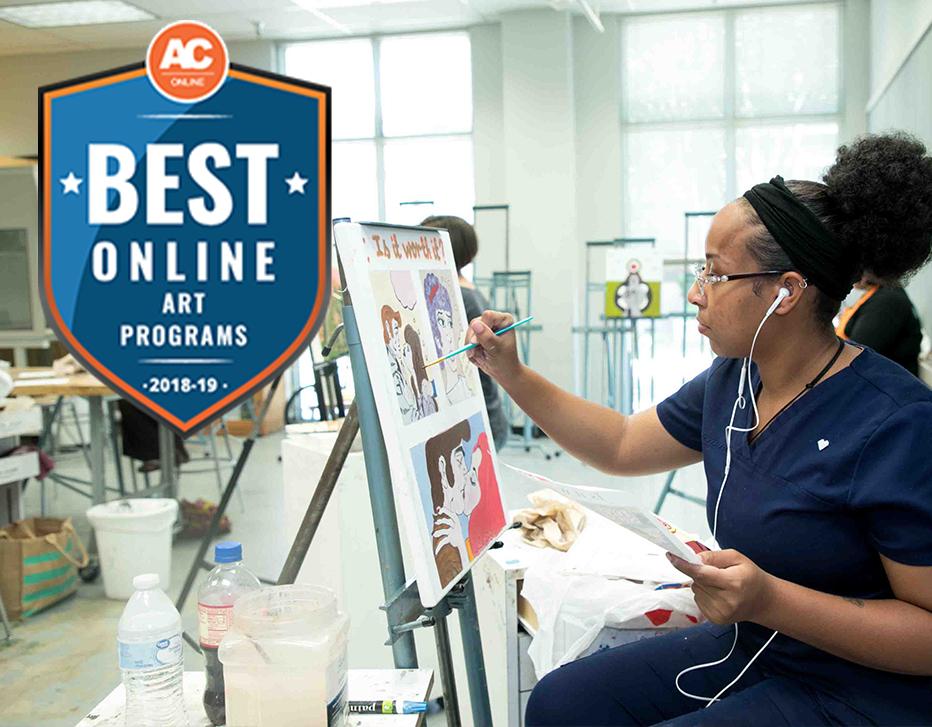 SPC : Best Online Arts Program   Alamo Colleges